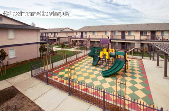 Mountain View Townhomes Tracy