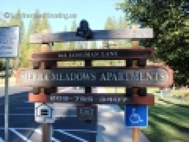 Sierra Meadows Apartments -Arnold