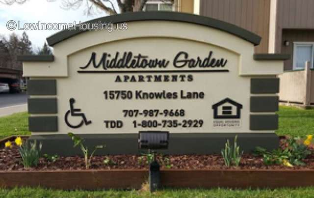 Middletown Garden Apartments