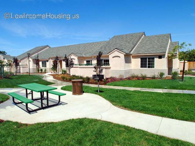 Low Income Apartments Merced Ca