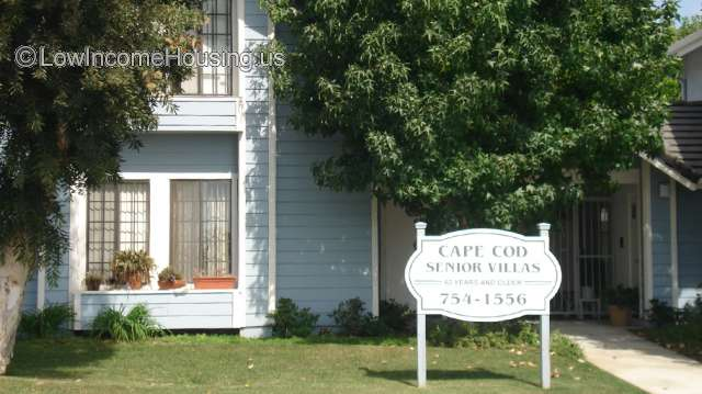 Cape Cod Senior Villas Oceanside
