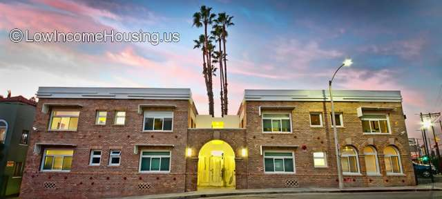 Vendome Palms Apartments Los Angeles