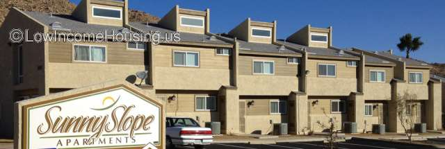 Sunnyslope Apartments Yucca Valley