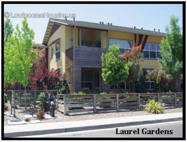 Laurel Gardens Apartments - Fairfield