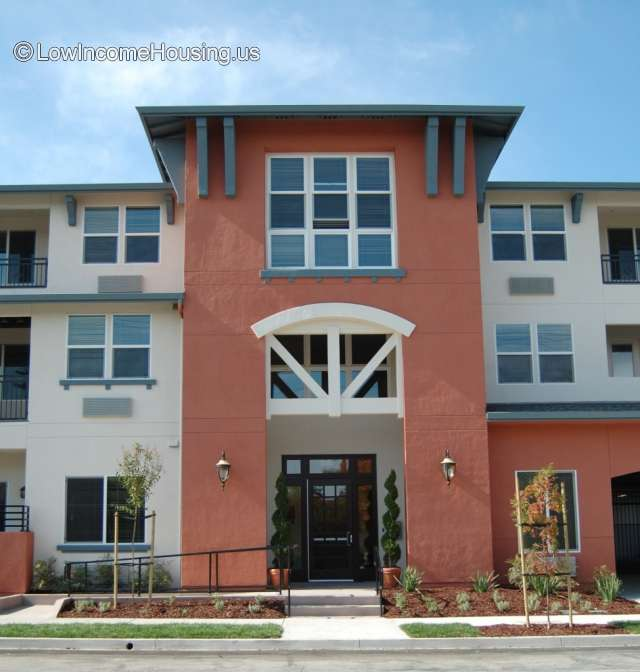 Camino Real Apartments: Santa Clara CA Low Income Housing And Apartments
