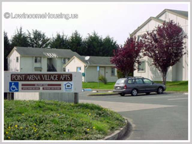 Point Arena Village Apartments Point Arena