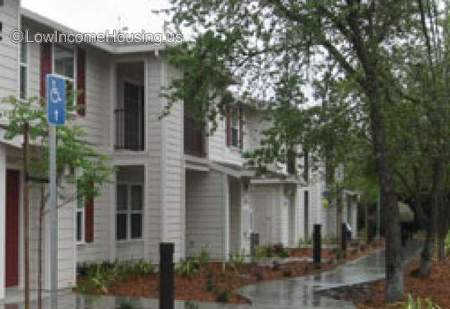 Palisades Apartments Calistoga