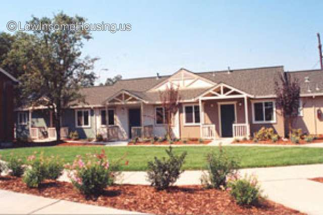 Park Land Senior Apartments Healdsburg