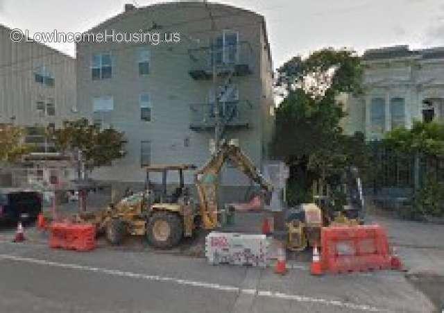 Good Samaritan Family Apartments San Francisco