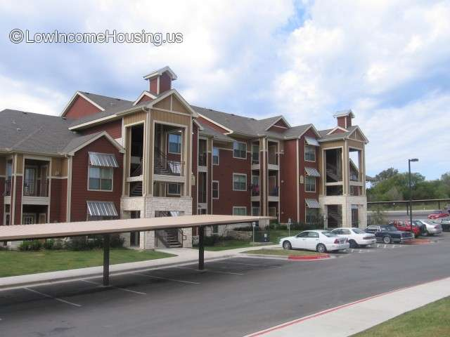 Harris Branch Apartments - Austin
