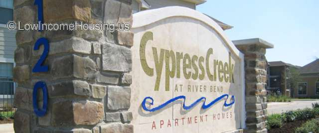 Cypress Creek At River Bend Georgetown