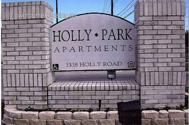 Holly Park Apartments Corpus Christi