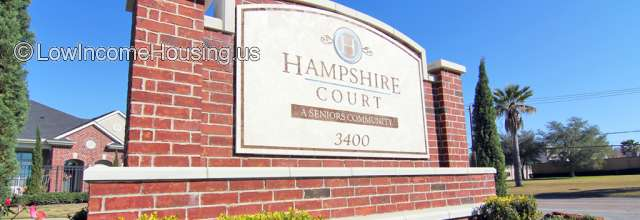 Hampshire Court Apartments Pasadena