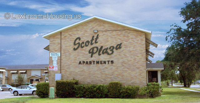 Scott Plaza Apartments Houston