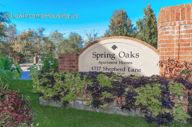 Spring Oaks Apartments Balch Springs