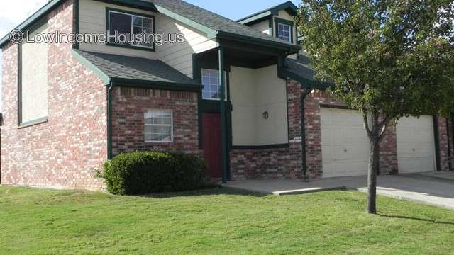 Sycamore Pointe Townhomes Fort Worth