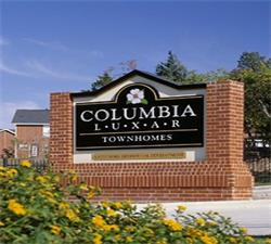 Columbia Luxar Townhomes