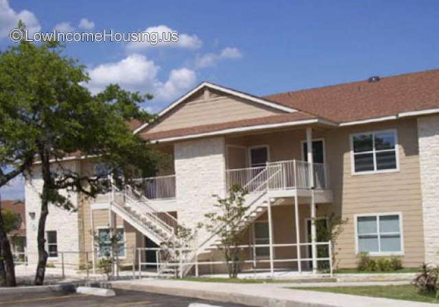 Vista Apartments Marble Falls