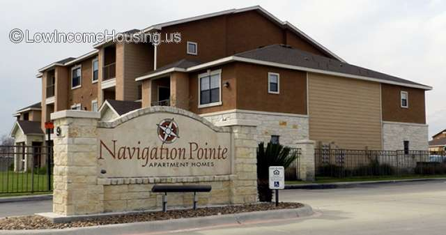 Navigation Pointe Corpus Christi