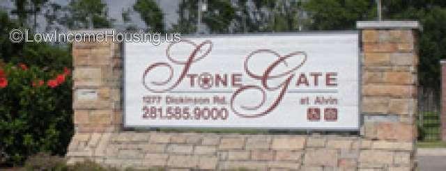 Stonegate At Alvin Alvin