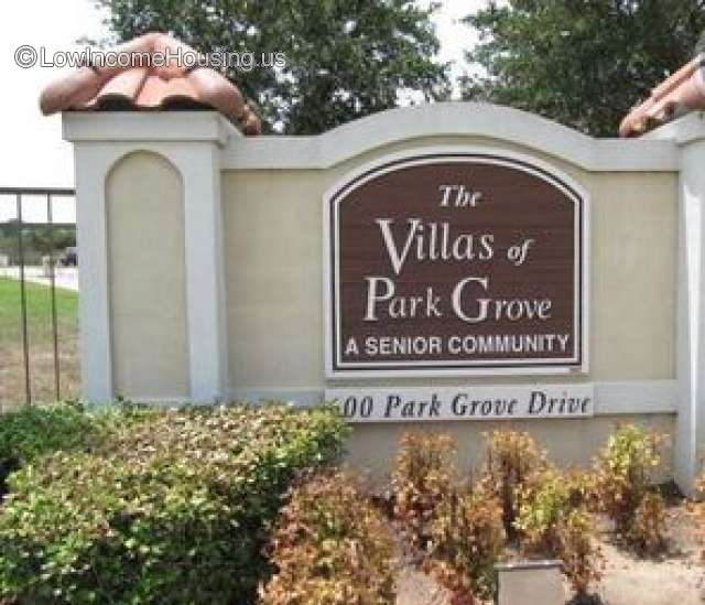 Villas Of Park Grove Katy