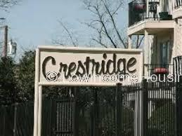 Crestridge Apartments Dallas