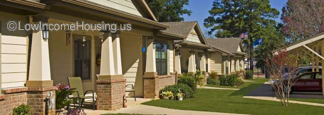 Longview Senior Apartment Community Longview