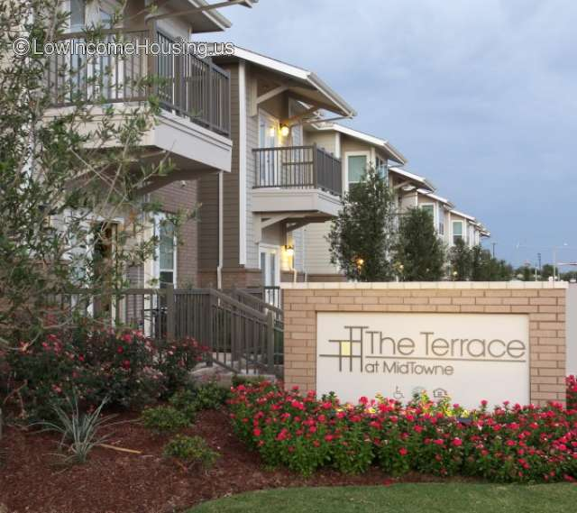 Terrace At Midtowne Midlothian