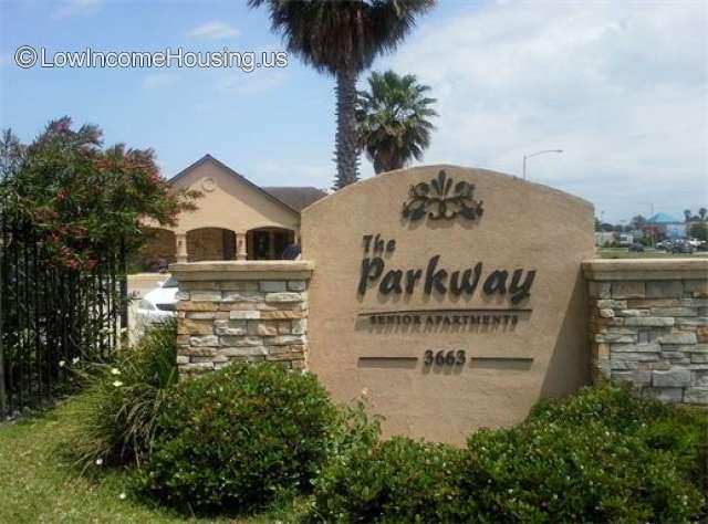 Parkway Senior Apartments Pasadena