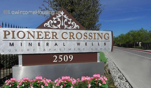 Pioneer Crossing Mineral Wells