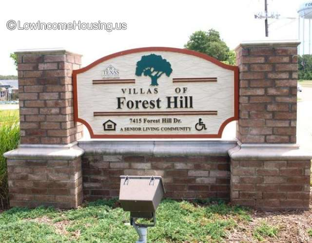Villas Of Forest Hill Forest Hill