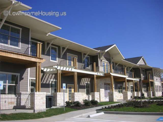 Dallas Low Income Housing Apartments