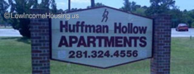 Huffman Hollows Huffman