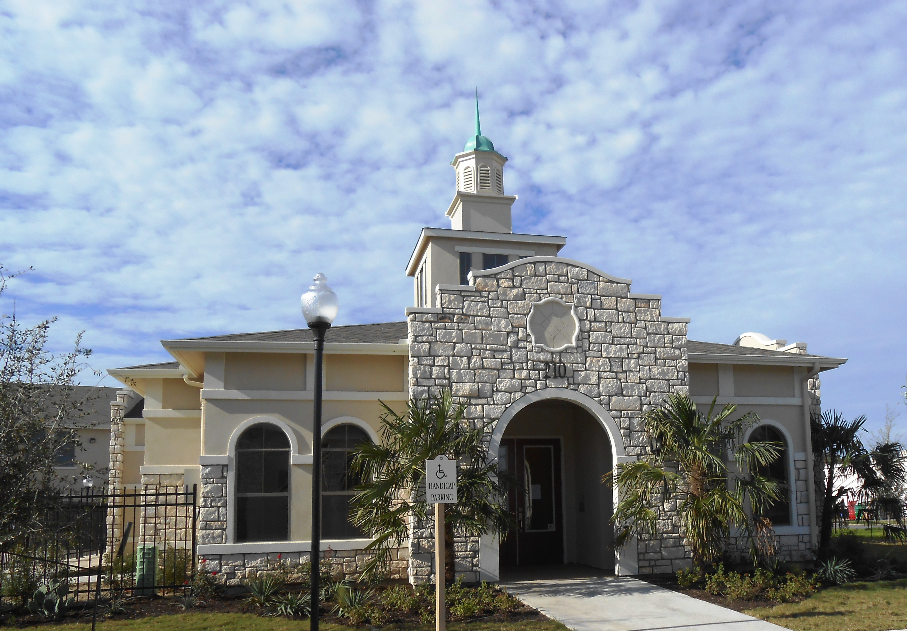 Amber Stone Apartments - Beeville