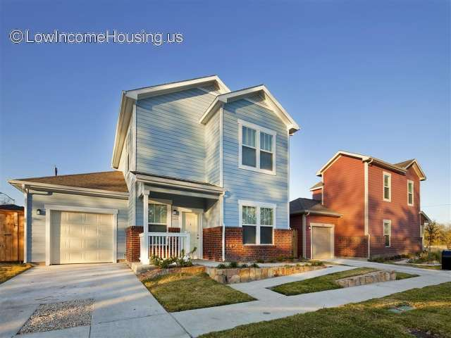 Terrell Homes - Fort Worth