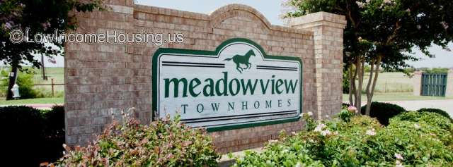 Meadowview Townhomes Terrell