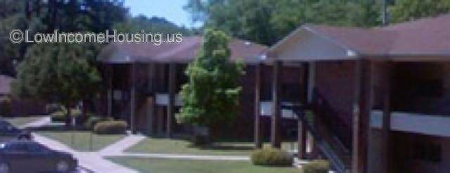 Crestview Apartments Partnership Longview