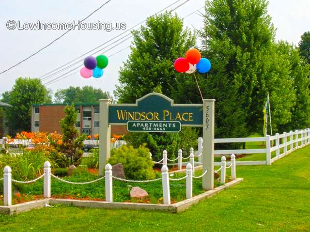 Windsor Place Apartments Syracuse