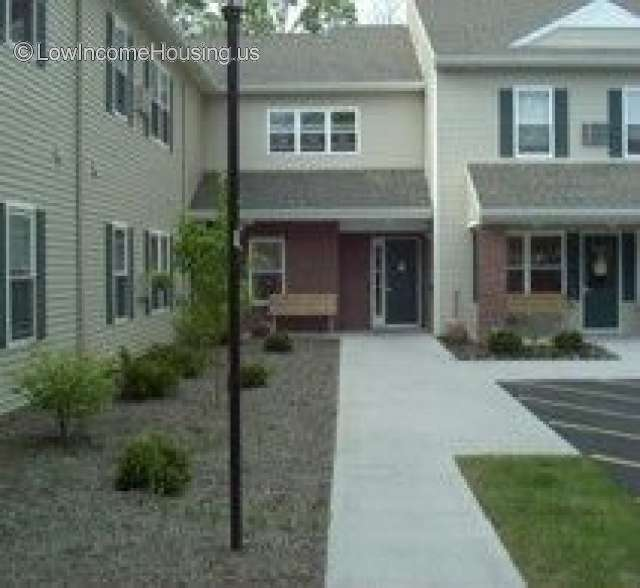 Village Centre Apartments Brockport