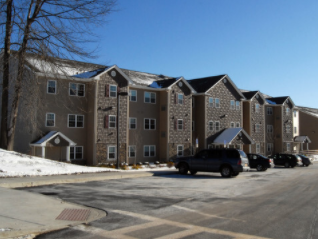 Sunrise Apartments Middletown