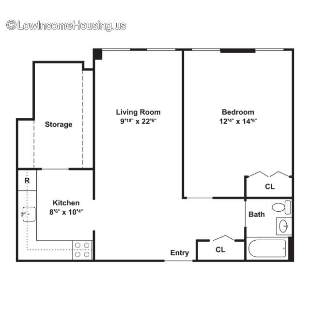 St Patrick's Apartments Elmira