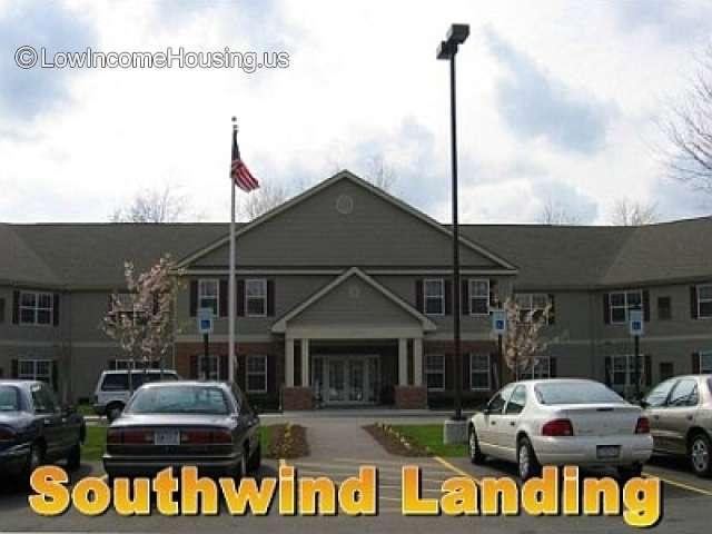Southwind Landing Apartments Depew