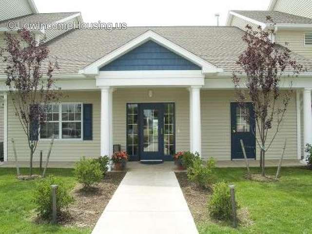 Seneca Place Apartments for Families