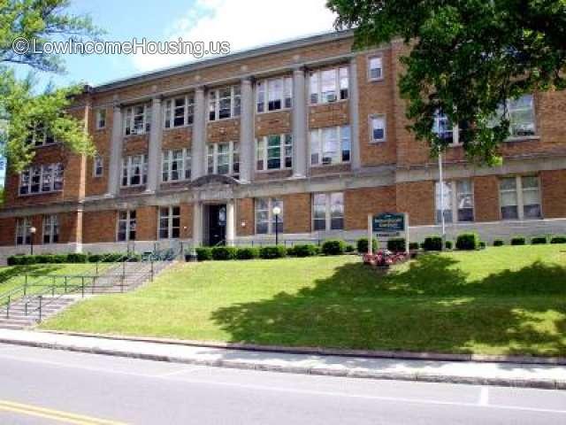 School House Garden Apartments for Seniors