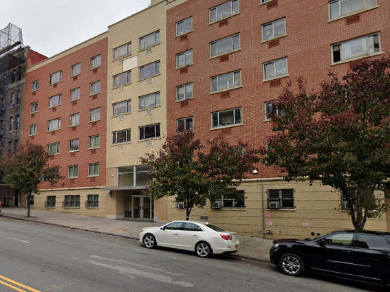 Reverend Polite Avenue Apartments Bronx