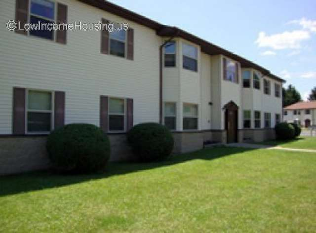 Pine Tree Village Apartments