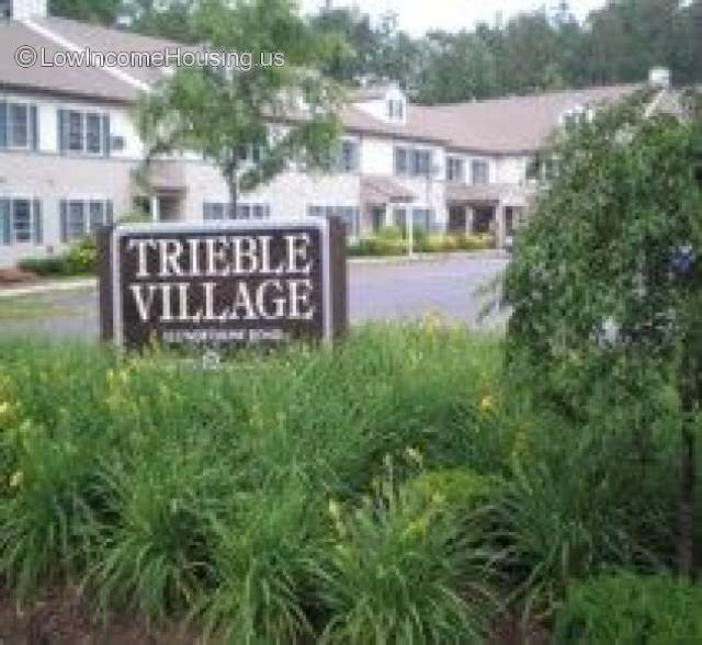 Trieble Village Ballston Spa