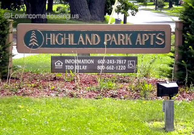 Highland Park Apartments Dundee