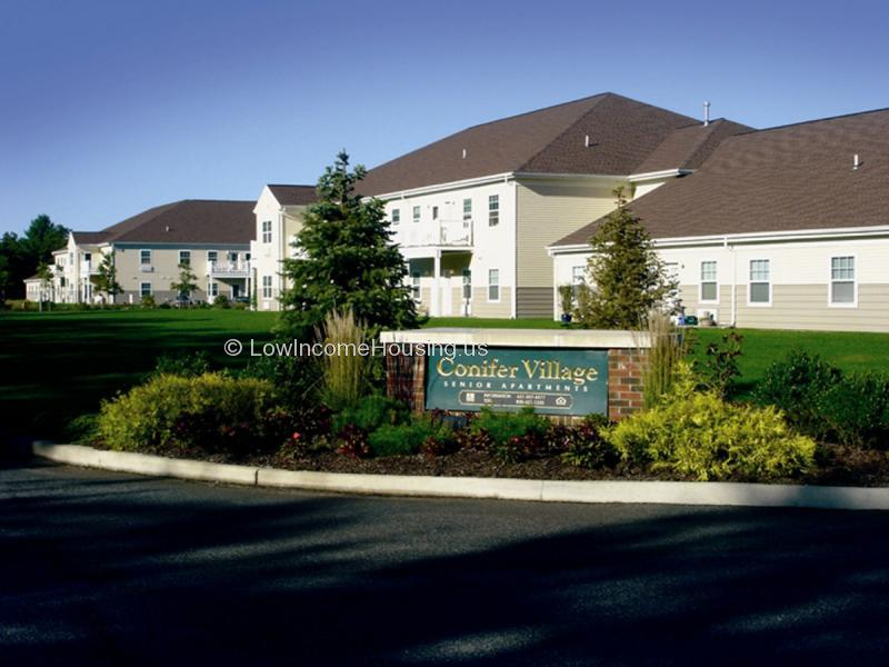 Conifer Village At Patchogue, Phase Iii East Patchogue
