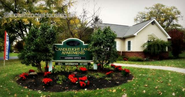 Candlelight Lane Apartments